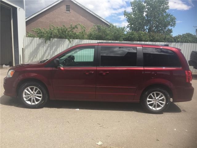 2017 Dodge Grand Caravan CVP/SXT (Stk: 11040) in Fort Macleod - Image 2 of 20