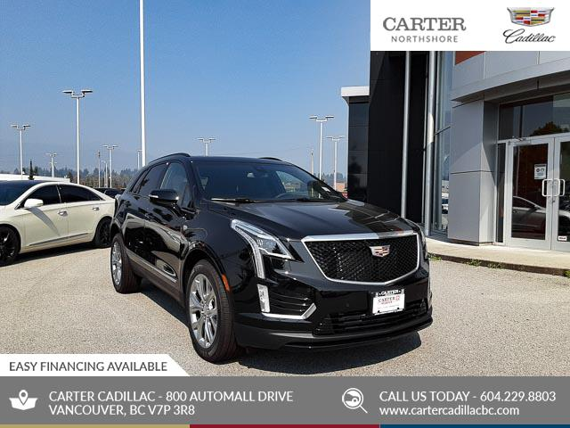 2020 Cadillac XT5 Sport (Stk: D2843T) in North Vancouver - Image 1 of 23