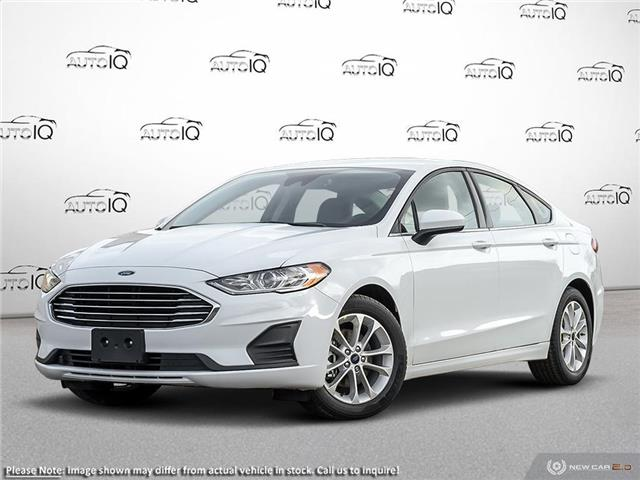 2019 Ford Fusion SE (Stk: D96130) in Kitchener - Image 1 of 23