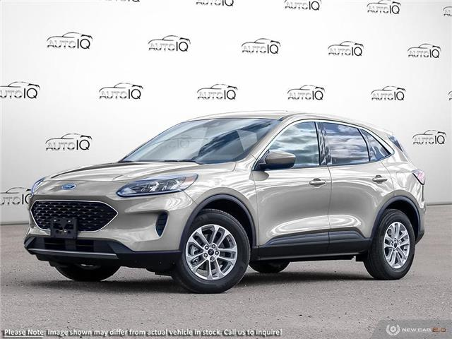 2020 Ford Escape SE Silver
