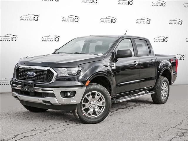 2020 Ford Ranger XLT Black