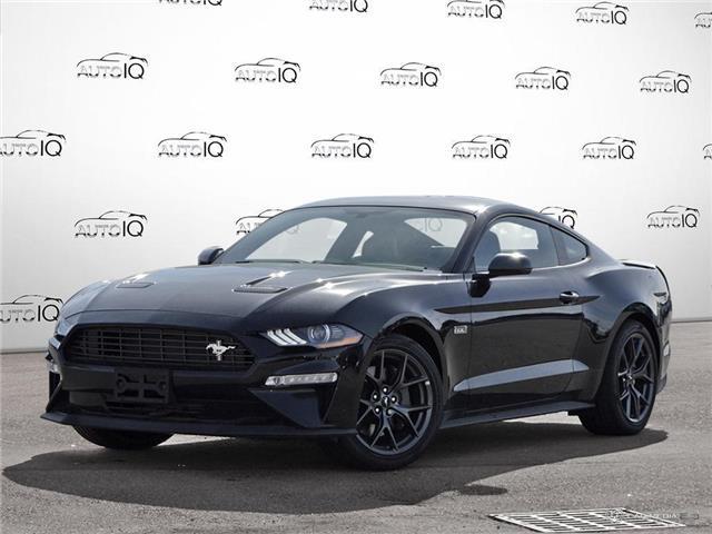 2020 Ford Mustang EcoBoost Premium Black