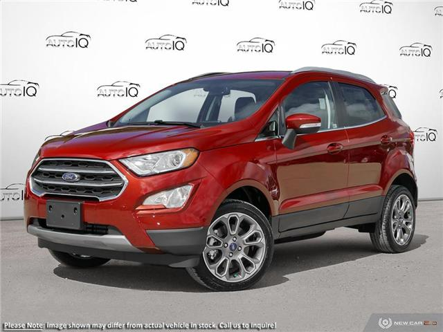2020 Ford EcoSport Titanium Red