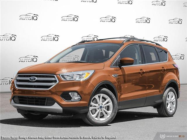 2017 Ford Escape SE (Stk: 7E11970) in Kitchener - Image 1 of 24