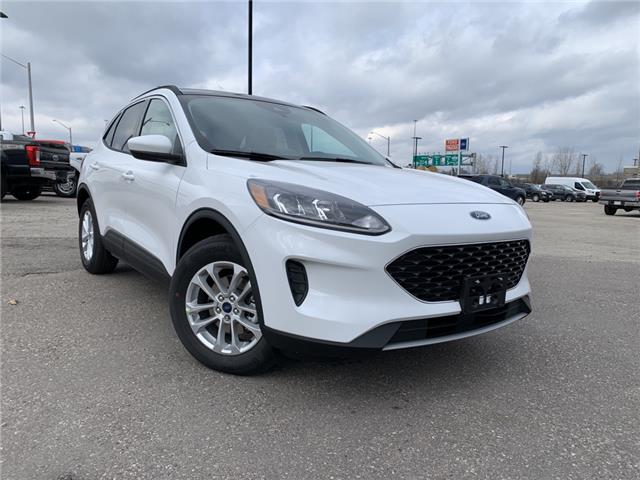2020 Ford Escape SE White