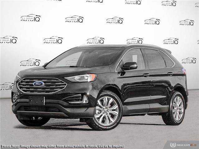 2020 Ford Edge Titanium (Stk: 20D6730) in Kitchener - Image 1 of 23