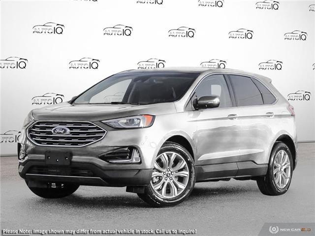 2020 Ford Edge Titanium (Stk: 20D0260) in Kitchener - Image 1 of 23