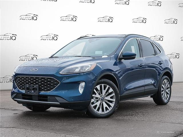 2020 Ford Escape Titanium (Stk: D99990) in Kitchener - Image 1 of 28