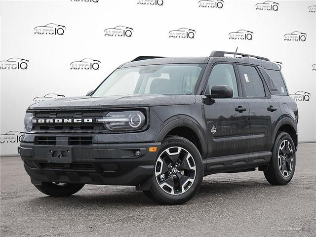 2021 Ford Bronco Sport Outer Banks (Stk: D100210) in Kitchener - Image 1 of 28