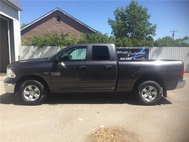2017 RAM 1500 ST (Stk: 11036) in Fort Macleod - Image 2 of 19