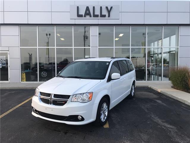 2019 Dodge Grand Caravan Stow n' Go | Low km's | Back-up Cam | DVD | BT (Stk: 00207A) in Tilbury - Image 1 of 24