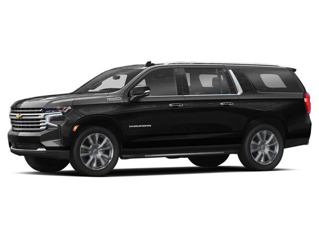 2021 Chevrolet Suburban High Country (Stk: SU00373) in Tilbury - Image 1 of 2