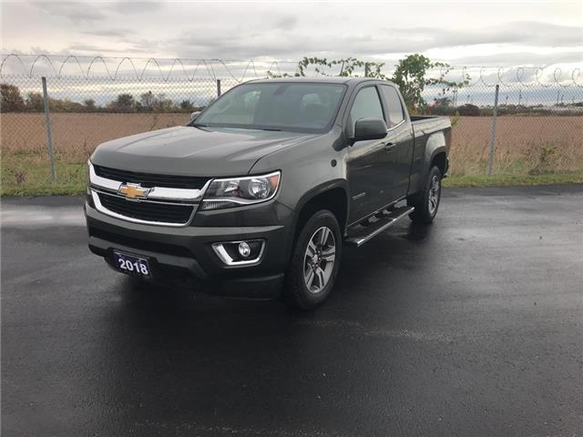 2018 Chevrolet Colorado 4x4 | Rev Cam | Remote Start | Keyless Entry (Stk: 00221A) in Tilbury - Image 1 of 11