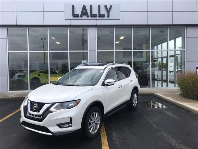 2020 Nissan Rogue Sunroof | Heated Seats | Back-up Cam | BT (Stk: 00143R) in Tilbury - Image 1 of 24