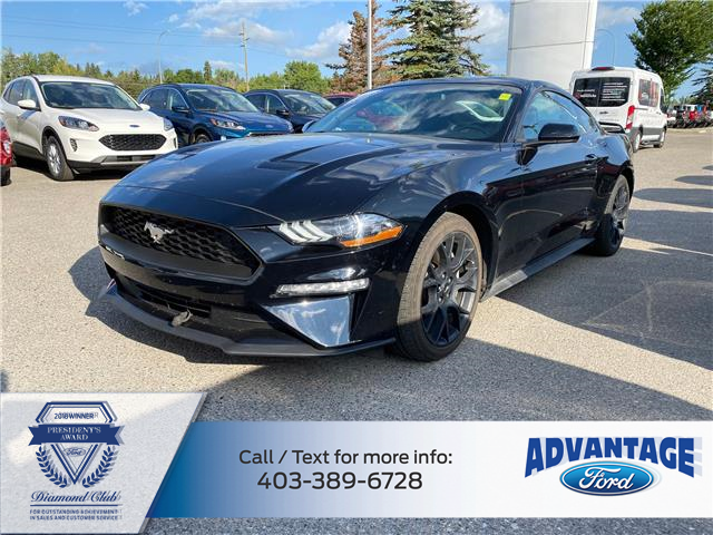 2018 Ford Mustang EcoBoost (Stk: 5657A) in Calgary - Image 1 of 22