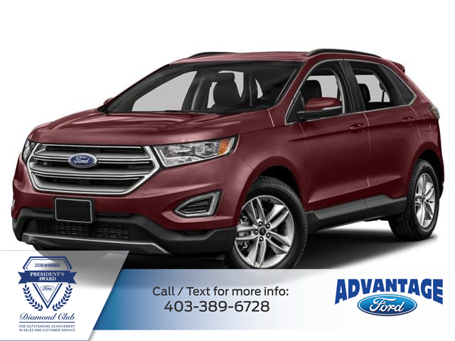 2016 Ford Edge SEL (Stk: L-040A) in Calgary - Image 1 of 10