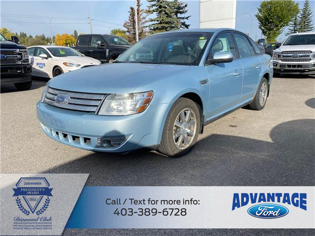 2008 Ford Taurus SEL (Stk: L-943B) in Calgary - Image 1 of 23