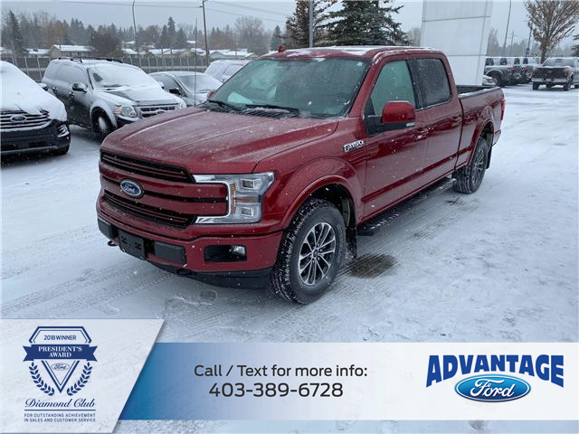 2018 Ford F-150  (Stk: L-1378A) in Calgary - Image 1 of 25