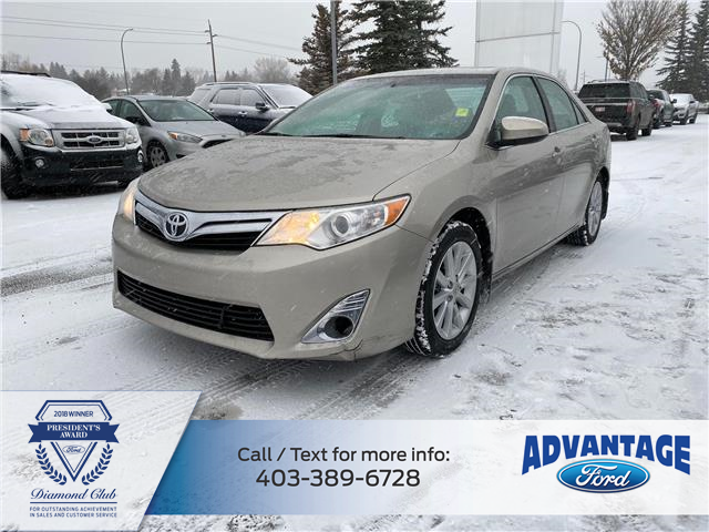 2014 Toyota Camry XLE (Stk: 5754A) in Calgary - Image 1 of 25