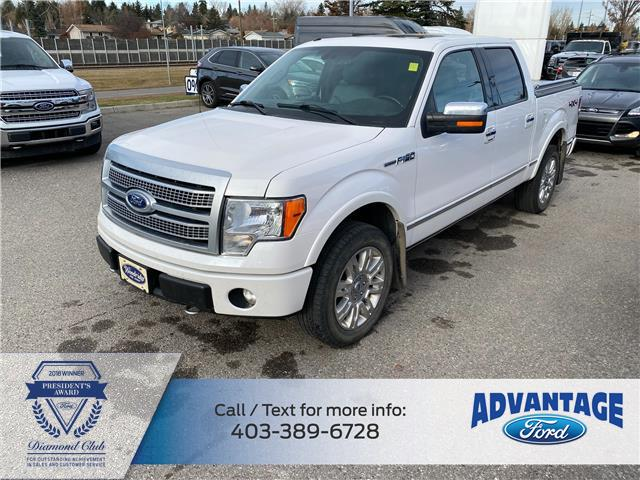 2011 Ford F-150 Platinum (Stk: L-1393C) in Calgary - Image 1 of 24