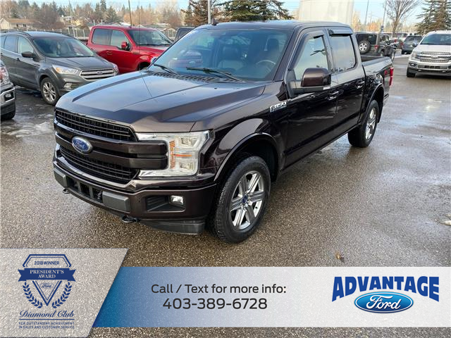 2018 Ford F-150  (Stk: L-1334A) in Calgary - Image 1 of 21