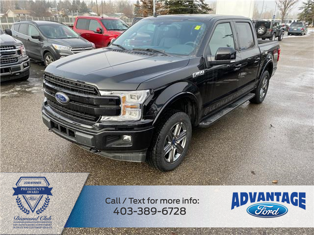 2020 Ford F-150 Lariat (Stk: T23619) in Calgary - Image 1 of 26