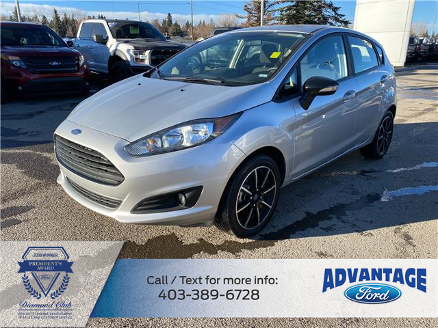 2019 Ford Fiesta SE (Stk: 5776) in Calgary - Image 1 of 21