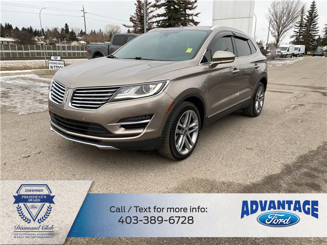 2018 Lincoln MKC Reserve (Stk: L-684A) in Calgary - Image 1 of 21