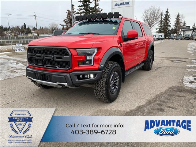 2019 Ford F-150 Raptor (Stk: T23639) in Calgary - Image 1 of 24