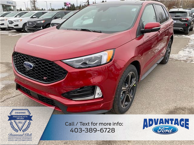 2020 Ford Edge ST (Stk: L-1500) in Calgary - Image 1 of 10