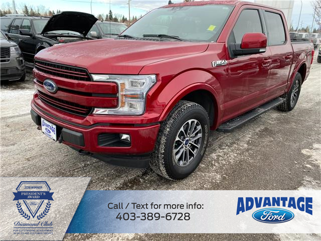 2019 Ford F-150 Lariat (Stk: 5790) in Calgary - Image 1 of 25
