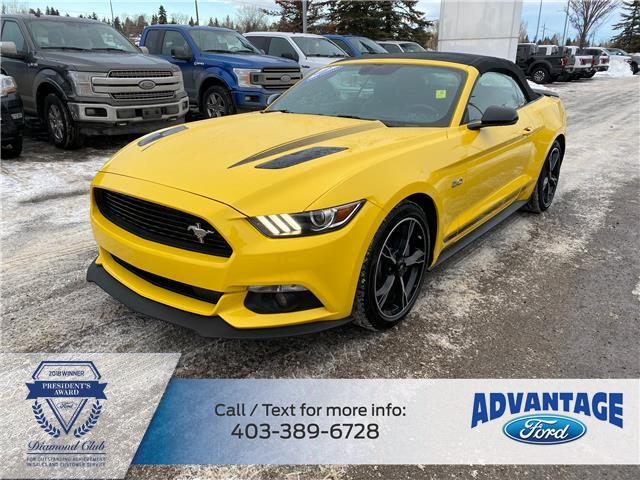 2016 Ford Mustang GT Premium (Stk: L-1556A) in Calgary - Image 1 of 23
