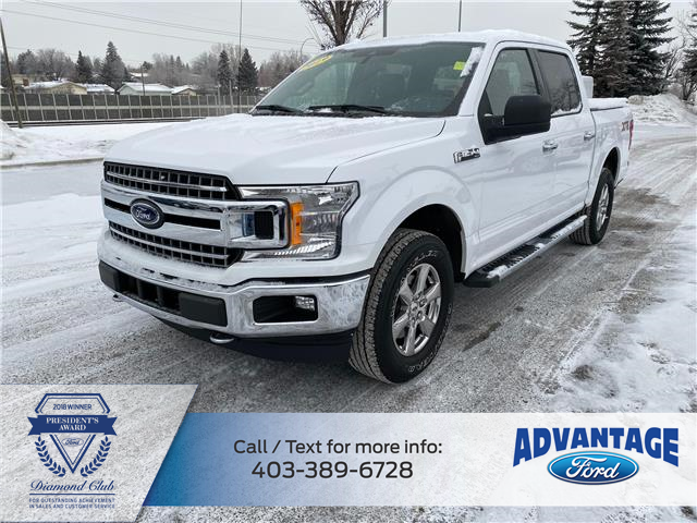 2019 Ford F-150 XLT (Stk: 5803) in Calgary - Image 1 of 24