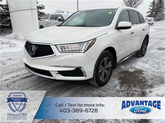 2018 Acura MDX Base (Stk: 5712B) in Calgary - Image 1 of 26