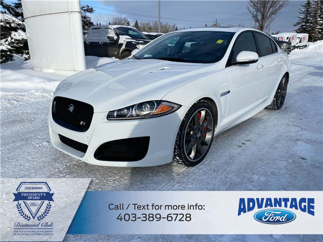 2013 Jaguar XF XFR (Stk: L-1575C) in Calgary - Image 1 of 26