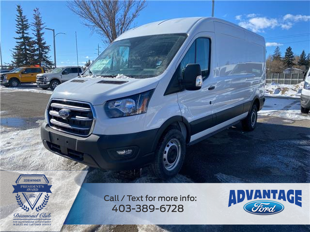 2020 Ford Transit-250 Cargo Base (Stk: L-1631) in Calgary - Image 1 of 6