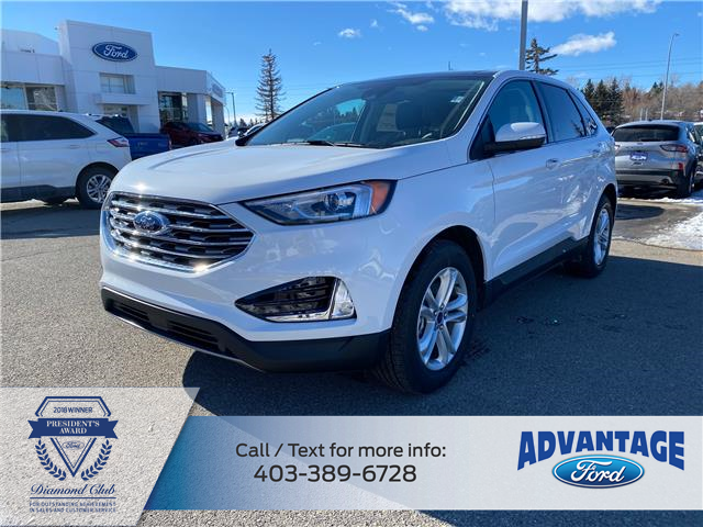 2020 Ford Edge SEL (Stk: L-1636) in Calgary - Image 1 of 6