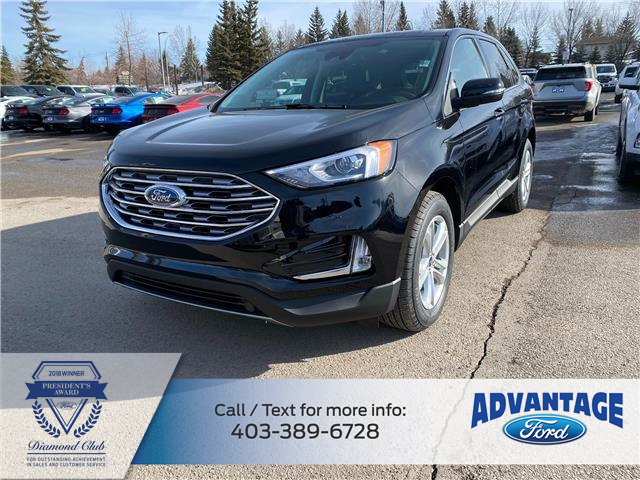 2020 Ford Edge SEL (Stk: L-1639) in Calgary - Image 1 of 6