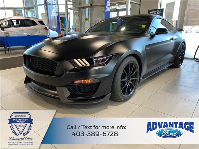 2017 Ford Shelby GT350 Base (Stk: 5832) in Calgary - Image 1 of 21