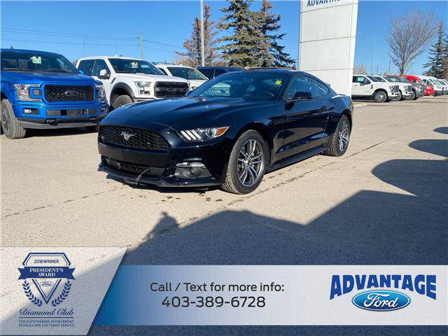 2017 Ford Mustang  (Stk: L-892A) in Calgary - Image 1 of 18