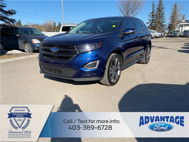 2016 Ford Edge Sport (Stk: L-1501A) in Calgary - Image 1 of 19
