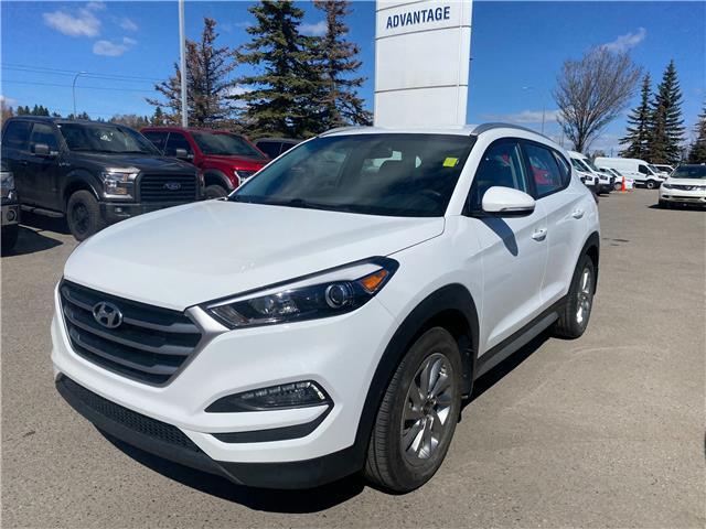 2018 Hyundai Tucson Premium 2.0L (Stk: M-243A) in Calgary - Image 1 of 18