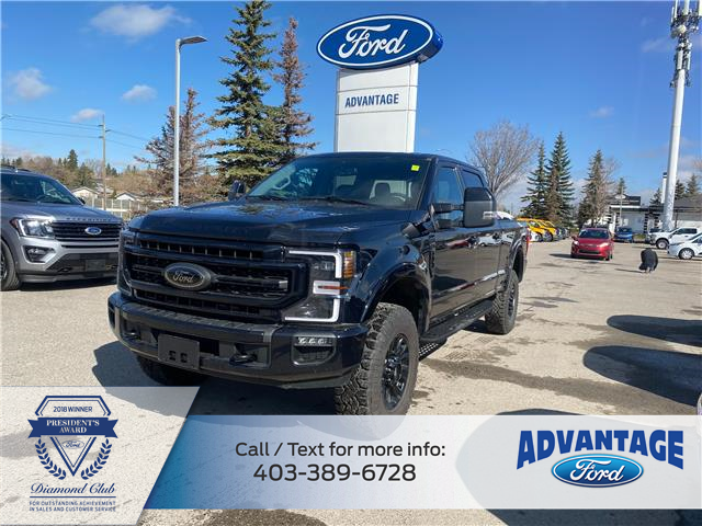 2020 Ford F-350 Lariat (Stk: M-551A) in Calgary - Image 1 of 18
