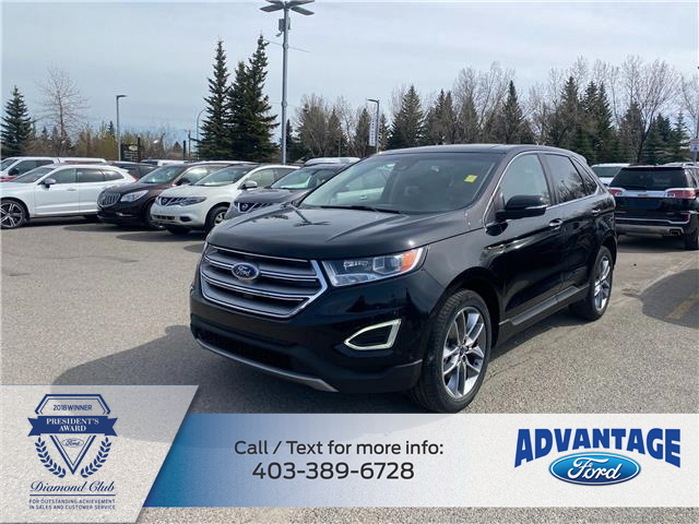 2016 Ford Edge Titanium (Stk: M-380A) in Calgary - Image 1 of 1