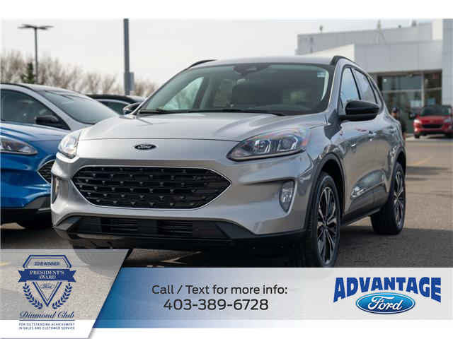 2021 Ford Escape SEL (Stk: M-252) in Calgary - Image 1 of 6