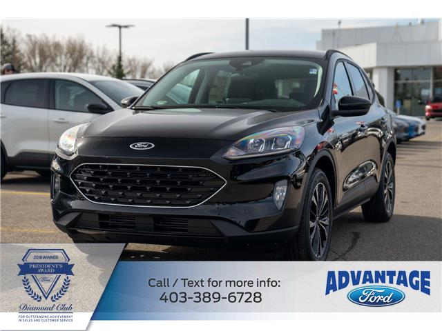 2021 Ford Escape SEL (Stk: M-257) in Calgary - Image 1 of 7