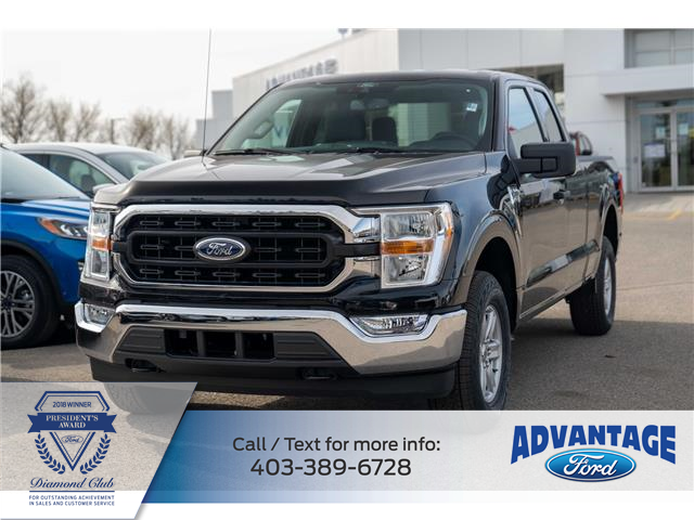2021 Ford F-150 XLT (Stk: M-100) in Calgary - Image 1 of 6