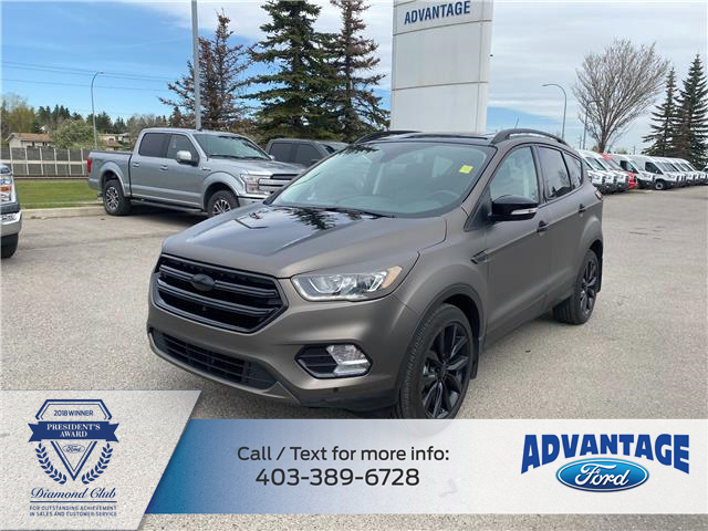 2019 Ford Escape Titanium (Stk: M-381A) in Calgary - Image 1 of 17