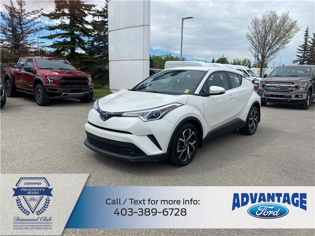 2018 Toyota C-HR XLE (Stk: M-420A) in Calgary - Image 1 of 19
