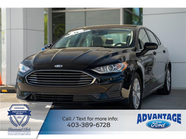 2020 Ford Fusion SE (Stk: L-271) in Calgary - Image 1 of 5